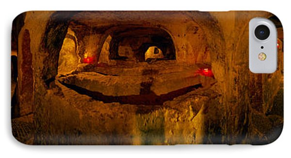 St. Pauls Catacombs, Rabat, Malta IPhone Case by Panoramic Images