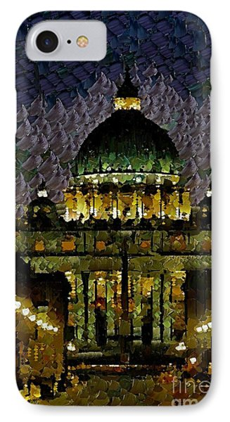 St. Peter's Basilica Phone Case by Dragica  Micki Fortuna
