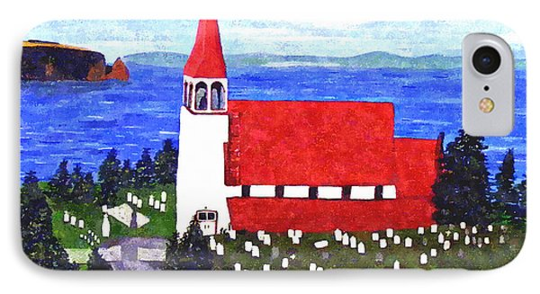St. Philip's Church Phone Case by Barbara Griffin