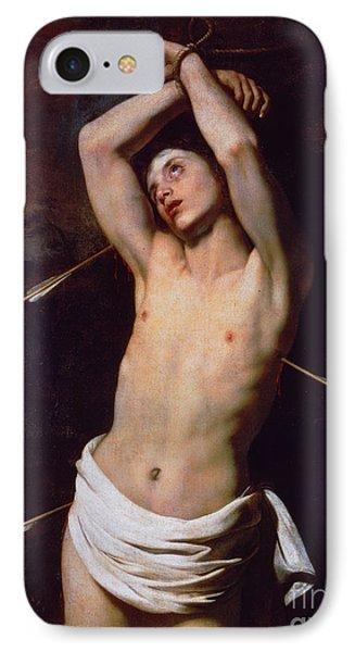 St Sebastian IPhone Case by Celestial Images