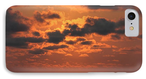 St Simons And Sea Island Sunrise IPhone Case by Reid Callaway