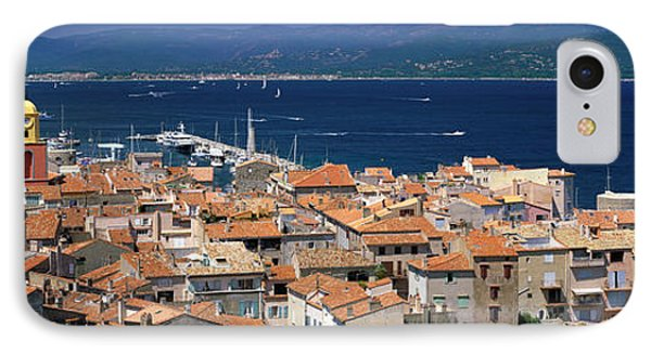 St Tropez, France IPhone Case by Panoramic Images