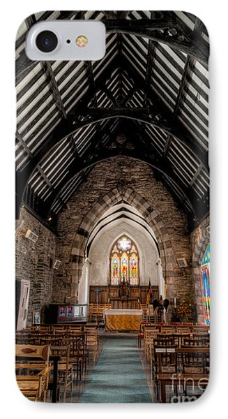 St Tudcluds Church Phone Case by Adrian Evans