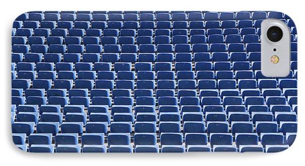 Stadium - Seats IPhone Case