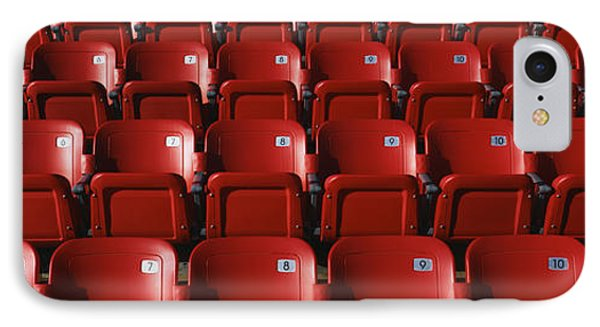 Stadium Seats IPhone Case by Panoramic Images