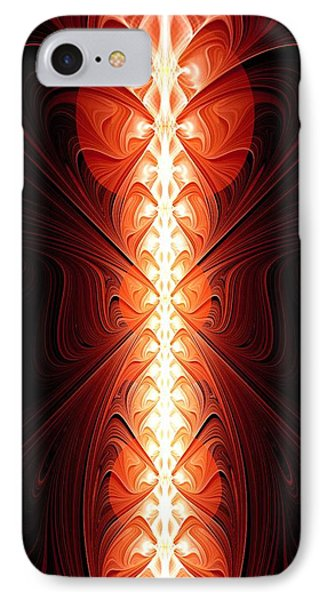 Staff Of Fire IPhone Case