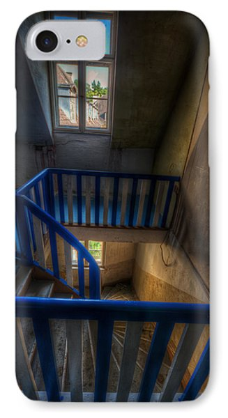 Staircase Blues  IPhone Case