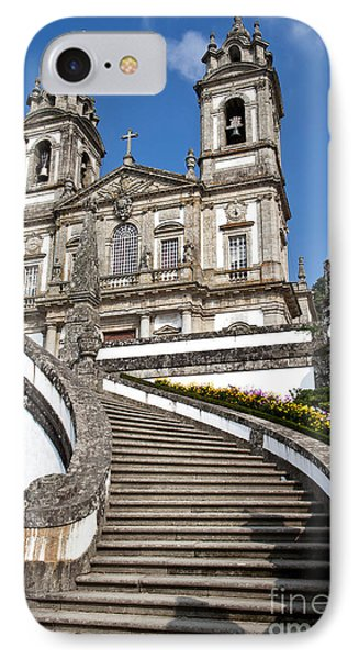 Staircase To Heaven Phone Case by Jose Elias - Sofia Pereira