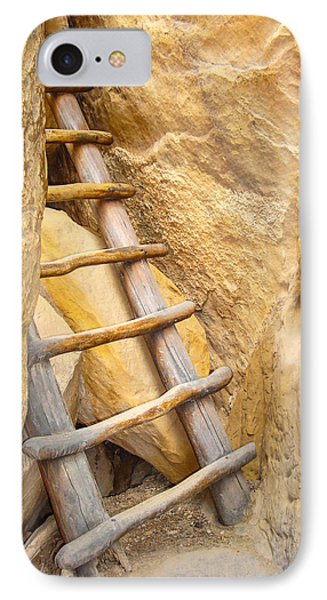 IPhone Case featuring the photograph Stairs From The Canyon by Ross Henton
