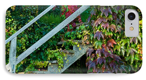 Stairs2 IPhone Case by Michele Wright