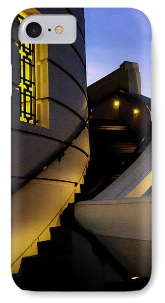 Stairway IPhone Case by Joseph Hollingsworth