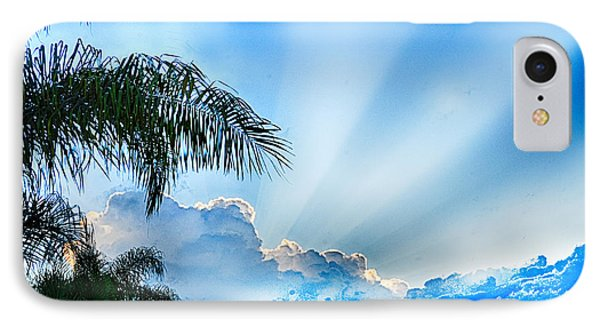 Stairway To Heaven IPhone Case by Don Durfee