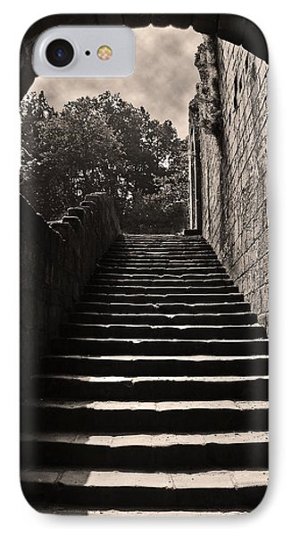 Stairway To Heaven IPhone Case by John Topman