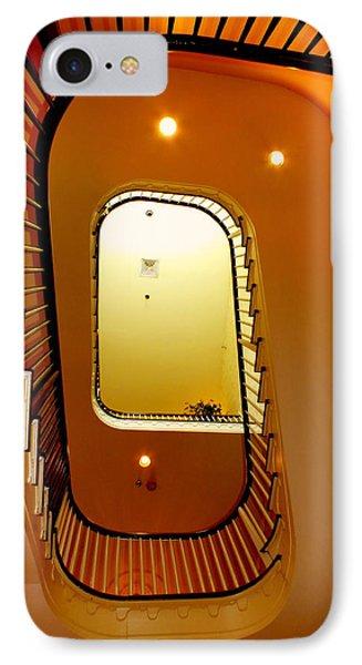 Stairway To Heaven Phone Case by Karen Wiles