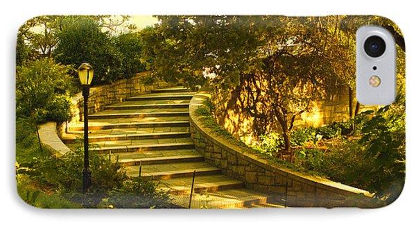 Stairway To Nirvana Phone Case by Madeline Ellis