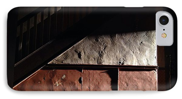 Harlem iPhone 7 Case - Stairwell by H James Hoff