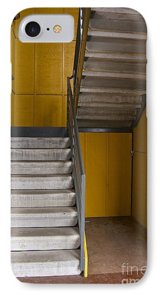 Stairwell Phone Case by Sean Griffin