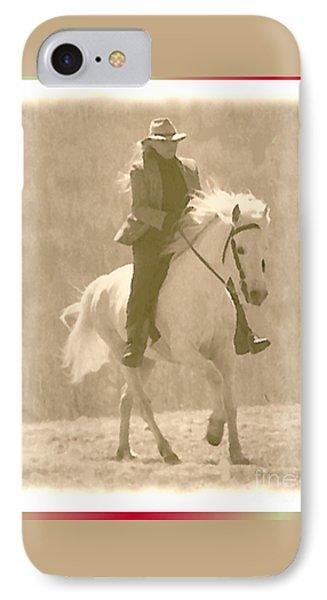 Stallion Strides Phone Case by Patricia Keller