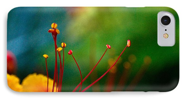 Stamen And Pistil IPhone Case