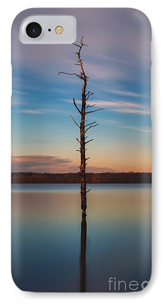 Stand Alone 16x9 Crop IPhone Case by Michael Ver Sprill