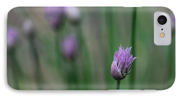IPhone Case featuring the photograph Not Just A Pretty Flower by Debbie Oppermann