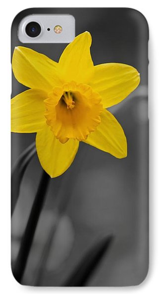 Standing Out IPhone Case by Tyra  OBryant