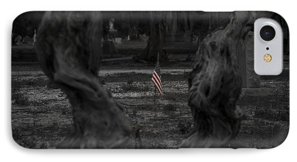 Standing Proud IPhone Case by Amber Kresge