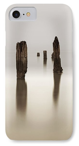 Standing Still IPhone Case by Mark Alder