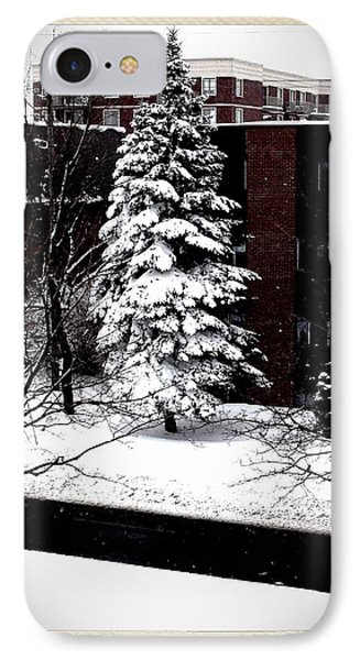 IPhone Case featuring the photograph Standing Tall by Zinvolle Art