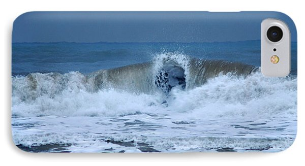 Dancing Of The Waves IPhone Case by Erhan OZBIYIK