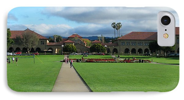 Stanford University IPhone Case by Mini Arora