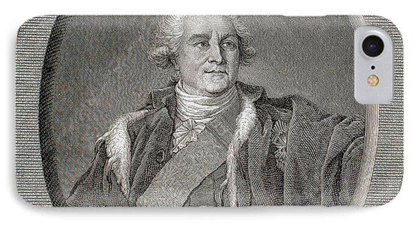 Stanislaus II Poniatowski Augustus IPhone Case