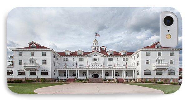 Stanley Hotel Estes Park IPhone Case