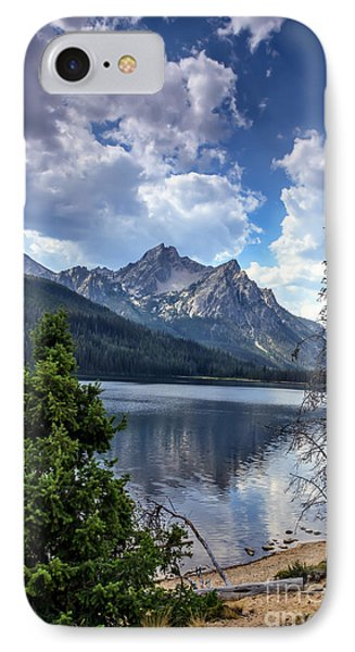 Stanley Lake View Phone Case by Robert Bales
