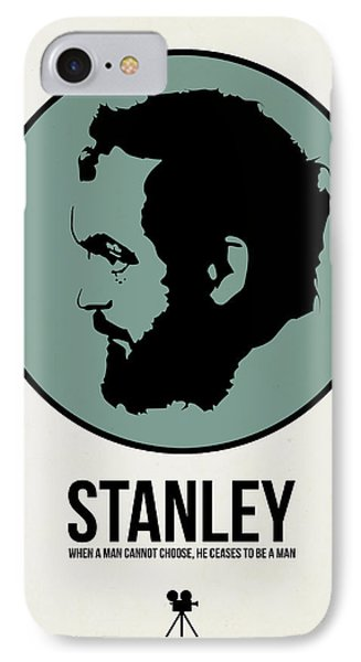 Stanley Poster 1 IPhone Case by Naxart Studio