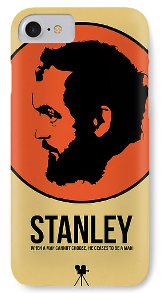 Stanley Poster 2 IPhone Case by Naxart Studio
