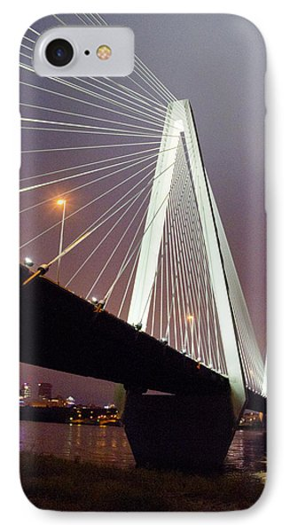 Stan's Span Over The Mississippi River - St Louis IPhone Case by Garry McMichael