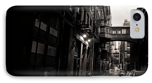 Staple Street - Tribeca - New York City IPhone Case by Vivienne Gucwa