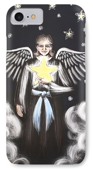 Star Angel IPhone Case