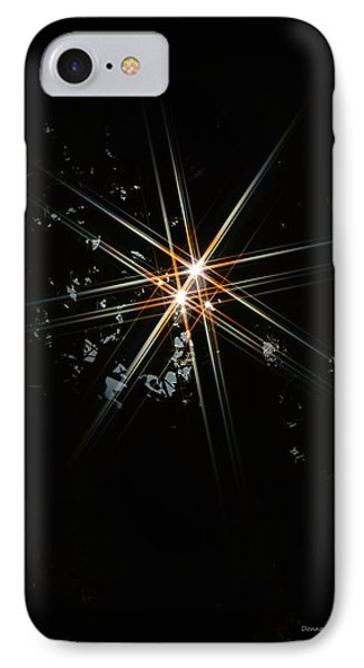 Star Bright Phone Case by Donna Blackhall