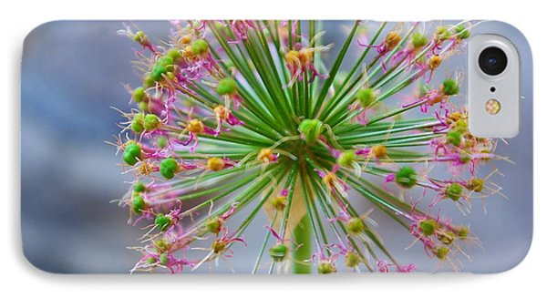 IPhone Case featuring the photograph Star Burst by John S