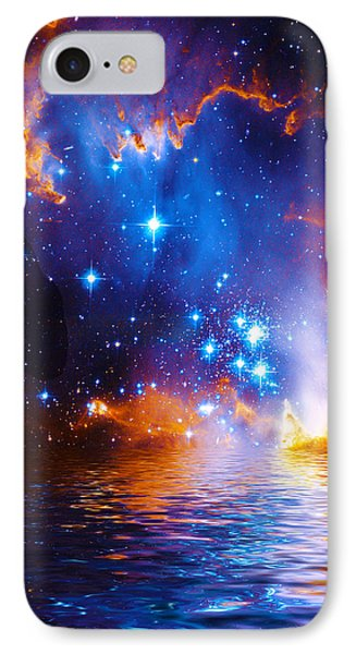 Stars As Diamonds IPhone Case
