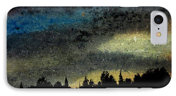 Star Filled Sky Phone Case by R Kyllo