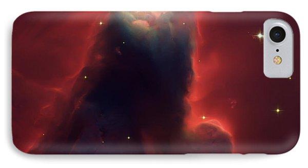 Star Former Cone Nebula IPhone Case by Jennifer Rondinelli Reilly - Fine Art Photography
