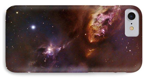 Star-forming Region Ldn 1551 In Taurus IPhone Case by Robert Gendler