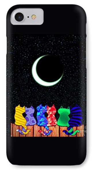 Star Gazers Phone Case by Nick Gustafson