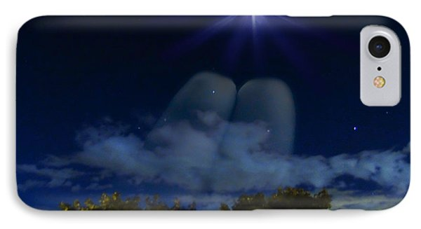 IPhone Case featuring the photograph Star Gazing by Glenn Feron