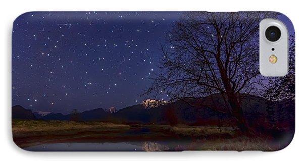 Star Light Star Bright Phone Case by James Wheeler