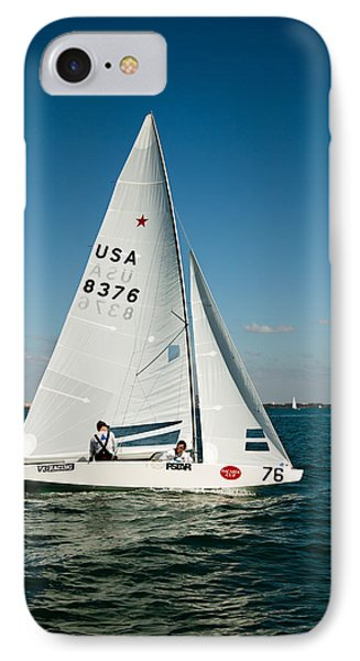 Star Sailboat IPhone Case