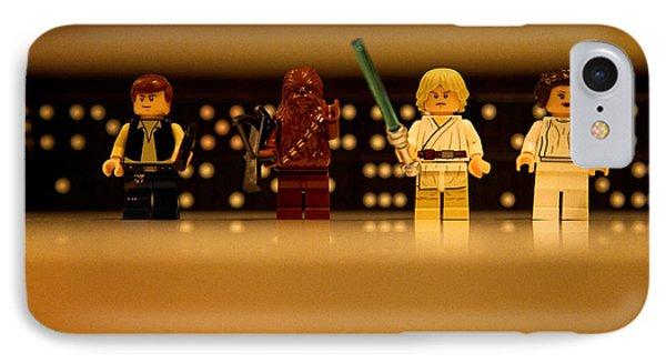 Star Wars Heros IPhone Case